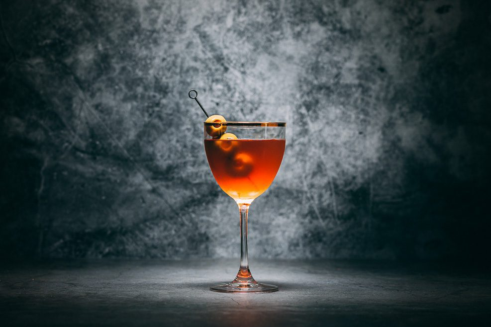 Bamboo Cocktail Recipe
