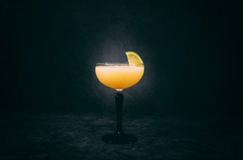 Mango Margarita Cocktail
