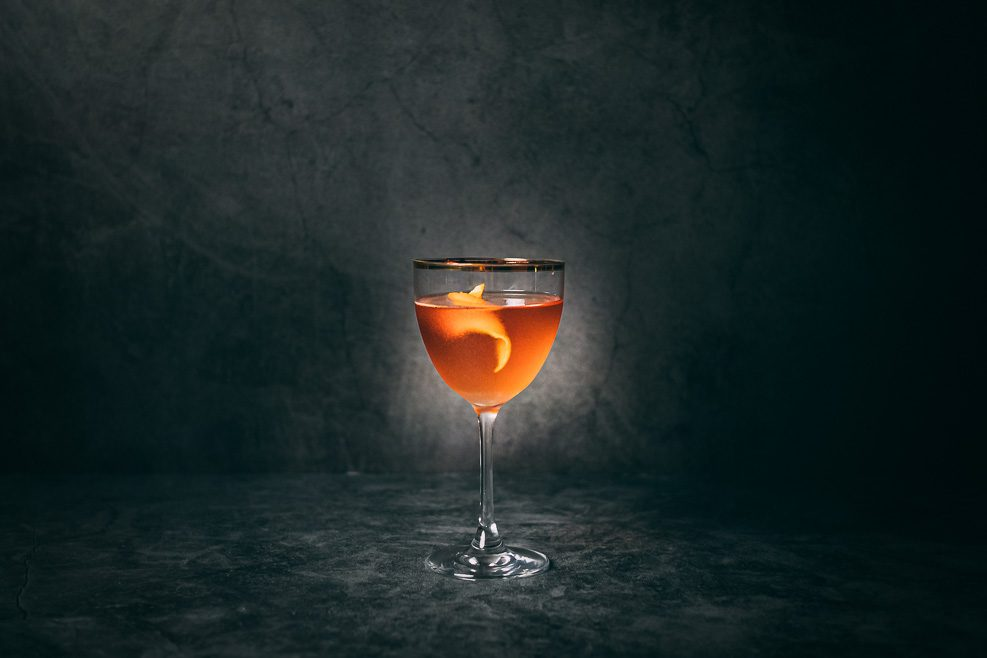 Ford Cocktail Recipe - Just Shake or Stir